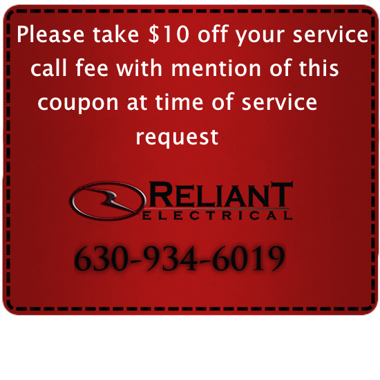 naperville electrical service specials