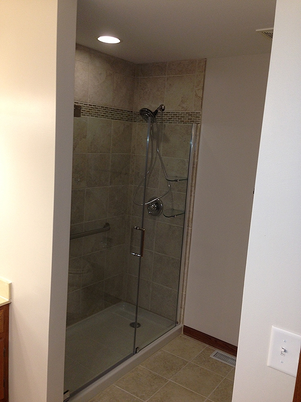 Bathroom Lighting Installation gallery - lighting installation photos | electrician naperville, il