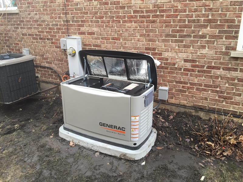Home Generators Naperville Il